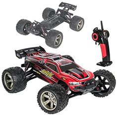 Best-Choice-Products-112-Scale-24GHz-Remote-Control-Truck-Electric-RC-Car-Monster-Off-Road