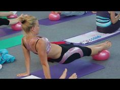 Tracey Mallett: Pilates Total-Body Workout Challenge | Pilates Super Sculpt - YouTube