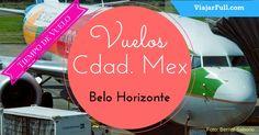 de Ciudad de México a Belo Horizonte