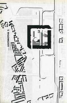 Gian Ugo Polesello, Aldo Rossi, Luca Meda. Casabella 278 1963: 48