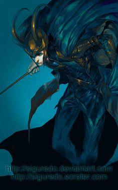 Lovely Loki graphic! LOKI by Zen by siguredo.deviantart.com on @deviantART