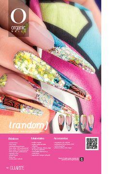 26 Random Caleb Ortiz / Proeducator Organic® Nails Diseño publicado en la revista Lo Mejor No. 26 de Organic® Nails. http://youtu.be/Nw-nFbfpPLU?list=PLVzihPafxEEwjNT0GraEhIaapZy8j2fXW