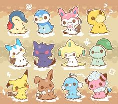 Mimigma als Feurigel Plinfa Feelinara Enton Pachirisu Gengar Jirachi Endivie Pikachu Evoli Altaria Waaty Pikachu, O Pokemon, Pokemon Comics, Pokemon Memes, Pokemon Fan Art, Pokemon Fusion, Cute Animal Drawings, Kawaii Drawings, Cute Drawings