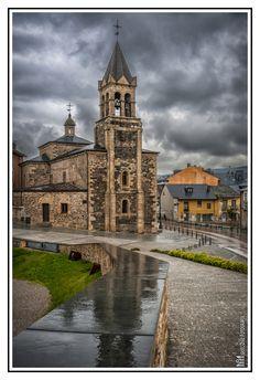Iglesia de San Andrés (Ponferrada - León)