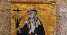 Catherine of Siena: Saint of the Eucharist Justin Martyr, St Catherine Of Siena, Pope Pius Xii, Heart Of Jesus, Eucharist, 14th Century, Sacred Heart, Casket, Faith In God