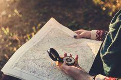 Je waarden als kompas - Niet het doel dat je wilt bereiken, maar de waarden die je werkelijk belangrijk vindt, zouden je keuzes moeten bepalen. Zo geeft u richting aan uw leven.