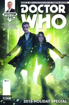 Doctor Who: The 12th Doctor (2014) Issue #16