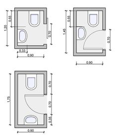 Tiny powder room layouts - back entrance/mud room layout Justin - Ally Tiny Half Bath, Small Half Bathrooms, Small Half Baths, Tiny Bathrooms, Bathroom Small, Smallest Bathroom, Cloakroom Toilet Downstairs Loo, Small Bathroom Floor Plans, Basement Bathroom