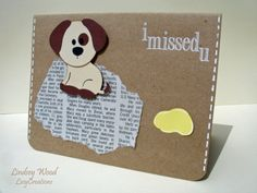 paper puppy cards