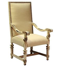 Baroque Chairs of France: The Ebenistes, Louis XIII, & Louis XIV - Home Decor