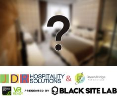 JDR Hospitality Solutions has been working with Black Site Lab to produce solutions to help clients visualize their designs and model rooms in full, photo realistic virtual reality! This isn't your momma's VR! Call, text or email to schedule a demo. #virtualreality #vr #hospitality #hdexpo