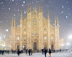 Milan Cathedral Italy | The Nicest Pictures: Duomo Cathedral in Milan, Italy