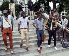 Pix For > African American Clothing Styles