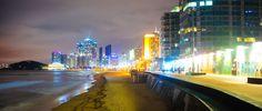 ~BUSAN ~ Haeundae Beach