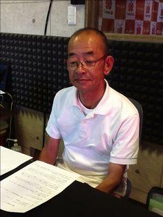 【連区23】  今朝ご出演いただいたのは「開明連区」から「開明連区地域づくり協議会会長」の「柴垣 修」さんでした。
