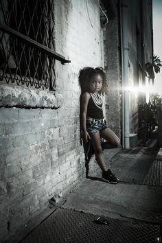 Urban Photoshoot, Children, BRED 11's