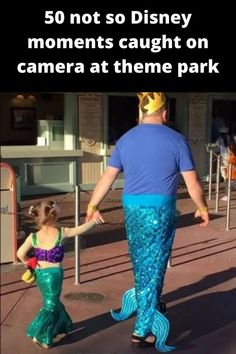 Disney is known as the happiest place on Earth, and we all agree that it is quite a joyful place to be, especially for kids and families. However, it seems that Disney is not all about fun and magic as there are also unusual, weird, and hilarious sights that were captured on camera and shared online!