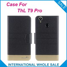 5 Colors Hot! ThL T9 Pro Case Fashion Business Magnetic clasp Flip Leather Exclusive Case For ThL T9 Pro Cover Phone <font><b>Bag</b></font> #clothing,#shoes,#jewelry,#women,#men,#hats,#watches,#belts,#fashion,#style