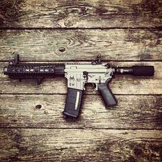 Spikes AR pistol