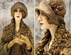 As Incríveis Bonecas de Alexandra Kokinova