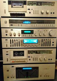 Record Players, Hifi Audio, Old Tv, Retro, Radios, Theater, Vintage, Dashboards, Stuff Stuff