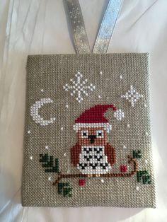 Cross Stitch Owl, Cross Stitch Needles, Cross Stitch Samplers, Cross Stitch Designs, Cross Stitching, Cross Stitch Embroidery, Cross Stitch Patterns, Embroidery Patterns, Hand Embroidery