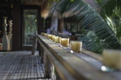 North Island - Seychelles Surf Shack, Tropical Decor, Tropical Paradise, Seychelles, The Places Youll Go, Lodges, Deck, Villa, Cottages