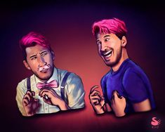 The Interview Part II | Markiplier by SimplEagle on DeviantArt