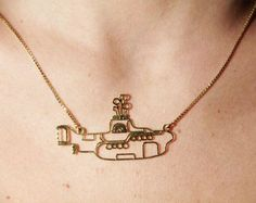 Yellow Submarine. Want it.