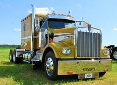 Classic Kenworth Conventional