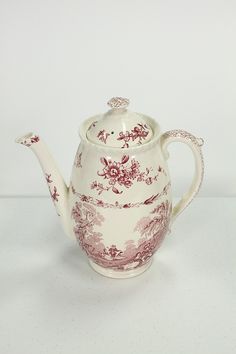 Early Antique English Tea Pot - 19th century by J. Garrett Auctioneers