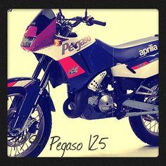 1994 #Aprilia Pegaso 125