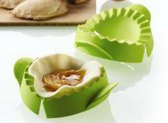 - Tupperware Pie Press/Empanada Makers $15