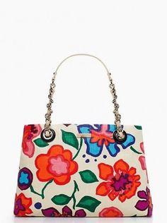 Borse Kate Spade primavera estate 2013 - #bag #bags #flowers