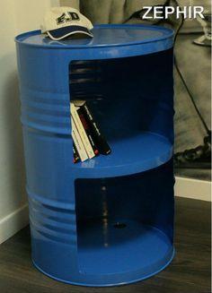 Repeindre un meuble avec explications diy bricolage pinterest - Customiser un vestiaire metallique ...