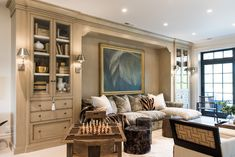 2017 Park City Parade Home - Designs by Craig Veenker Teen Lounge, Parade Of Homes, Park City, Home Kitchens, Entryway, House Design, Furniture, Home Decor, Bathroom