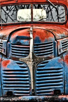 Old Dodge by Chad Estes on 500px