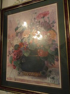 bettie herbert felder paintingsaw this online and just happen to own this in this frame see more home interiors