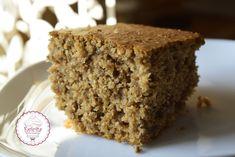 Κέικ μόνο με μέλι, χωρίς ζάχαρη! Αφράτο και νόστιμο! - evicita.gr Krispie Treats, Rice Krispies, Dessert Recipes, Desserts, Banana Bread, Biscuits, Cheesecake, Sweets, Sugar