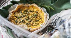 Torta salata vegan con crema di carote  Vegolosi.it - Leggi su: http://www.vegolosi.it/?p=16159