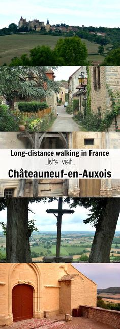 Accommodation listings and favourite photos from Châteauneuf-en-Auxois, France