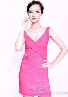 Most gorgeous women: Dandan from Guangzhou, woman caring, China