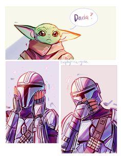 Trade Mistakes For Sheep - Star Wars Star Wars Fan Art, Star Trek, Star Wars Baby, Chewbacca, Yoda Meme, Arte Robot, Marvel, Star Wars Humor, Film Serie