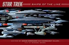 Star Trek Ships of the Line (Star Trek): Ships of the Line (Star Trek)