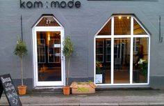 kom:mode, 2nd hand shop - Aarhus, Denmark