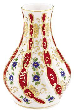 Damla 15 cm vazo | Kütahya Porselen
