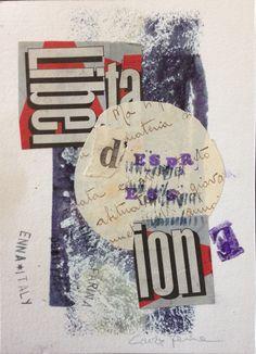 "Cinzia Farina - ""libertà d'espressione"""