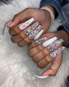 To book this service select: Colored XLong (Shaping, Partial & Full Bling nails . - - To book this service select: Colored XLong (Shaping, Partial & Full Bling nails must be added) Blush Nails, Aycrlic Nails, Glam Nails, Pastel Nails, Gold Stiletto Nails, Coffin Nails, Best Acrylic Nails, Acrylic Nail Designs, Nail Art Designs
