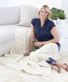The Understated Cable Stitch Crochet Afghan is a classic pattern you'll be able to use all year round. While other crochet patterns might get fancy with their colors or intricate details, this crochet afghan keeps things simple.