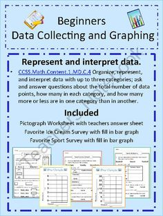 Class and Student Data Collection on Pinterest | Data Collection, Bar ...